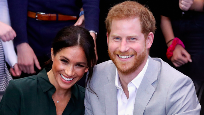 Here's Meghan Markle & Prince Harry's Favorite Part Of Their Wedding