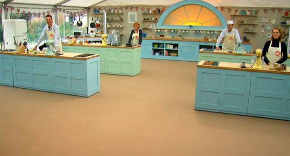 The Great British Bake Off Is Ditching The Iconic Tent For