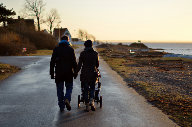 'People can be very quick to judge': What it's really like to have kids in your early 20s