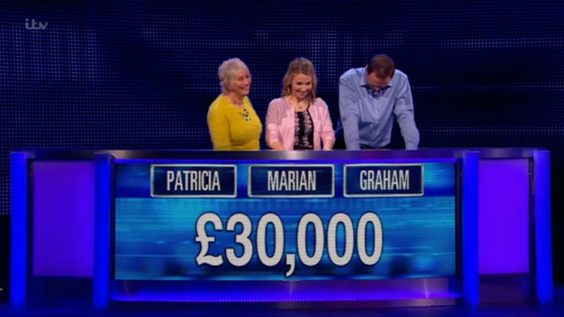 The Chase accused of 'fix' as Beast answers £30,000 question 'after time runs out'