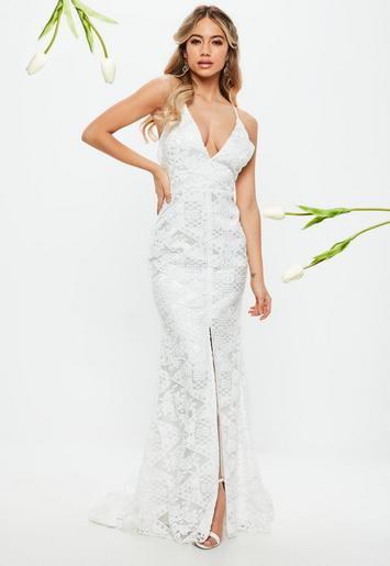 Love Island's Jess Shears wore a Missguided dress for her wedding… but it's completely sold out