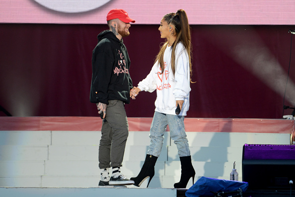 A memorial concert was held for Mac Miller...but Ariana Grande didn't attend