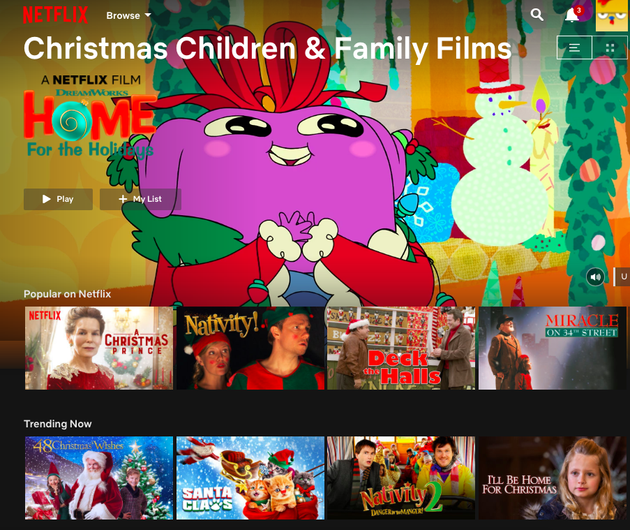 These Are The Secret Netflix Codes That Unlock All The Christmas