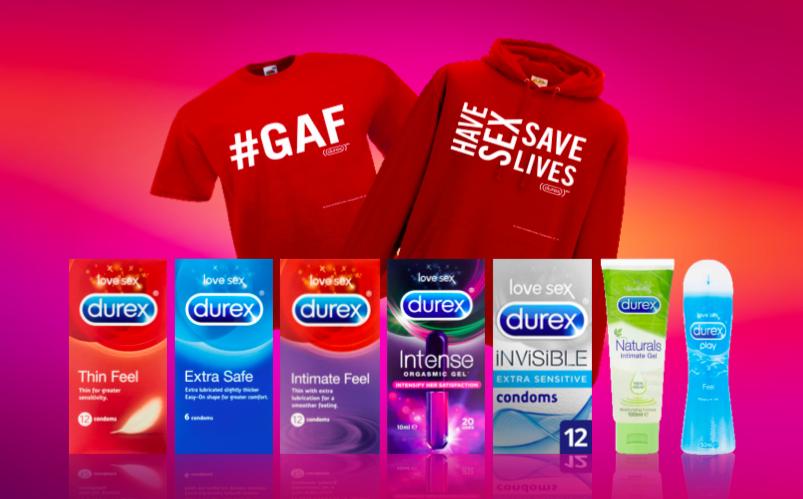 Joy-gasm! We're giving away €150 worth of Durex goods | Her ie