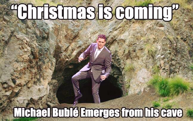 Michael Buble Christmas Album.Michael Buble Has Finally Responded To Being In That
