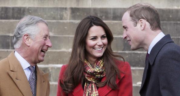 Royal Family portraits for Prince Charles' 70th birthday
