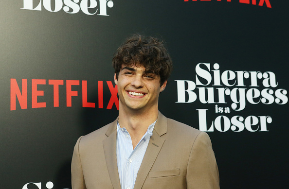 Noah Centineo just said something that'll probably break