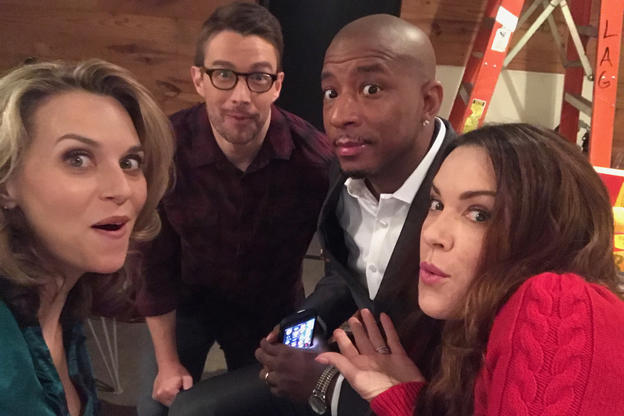 A Christmas Reunion.The Trailer For The One Tree Hill Christmas Reunion Movie