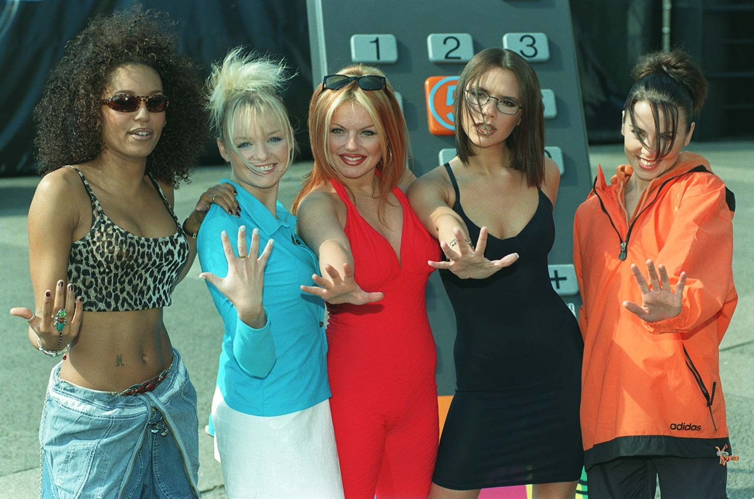 spice girls movie