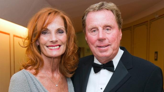 Harry Redknapp's wife reveals real reason he's doing I'm A Celebrity
