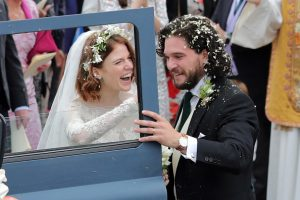 Kit Harington denies cheating on his wife Rose Leslie with Russian model