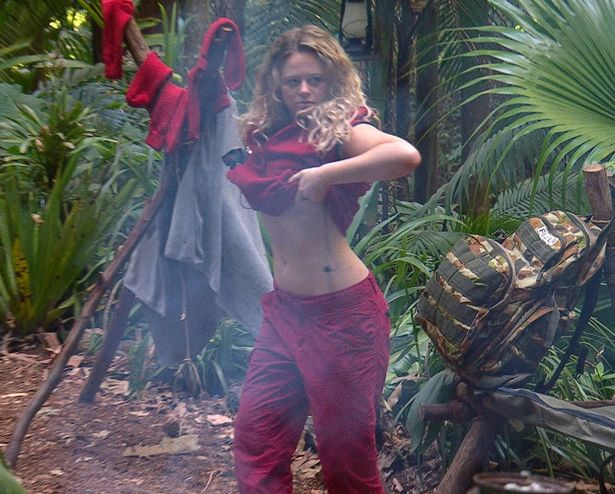Here S How Much Weight The I M A Celeb Campmates Have Lost In The Jungle Her Ie