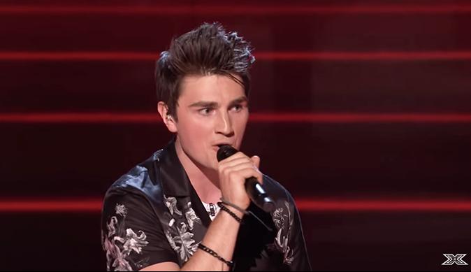 Brendan Murray denies he's in a relationship with X Factor's Dalton Harris
