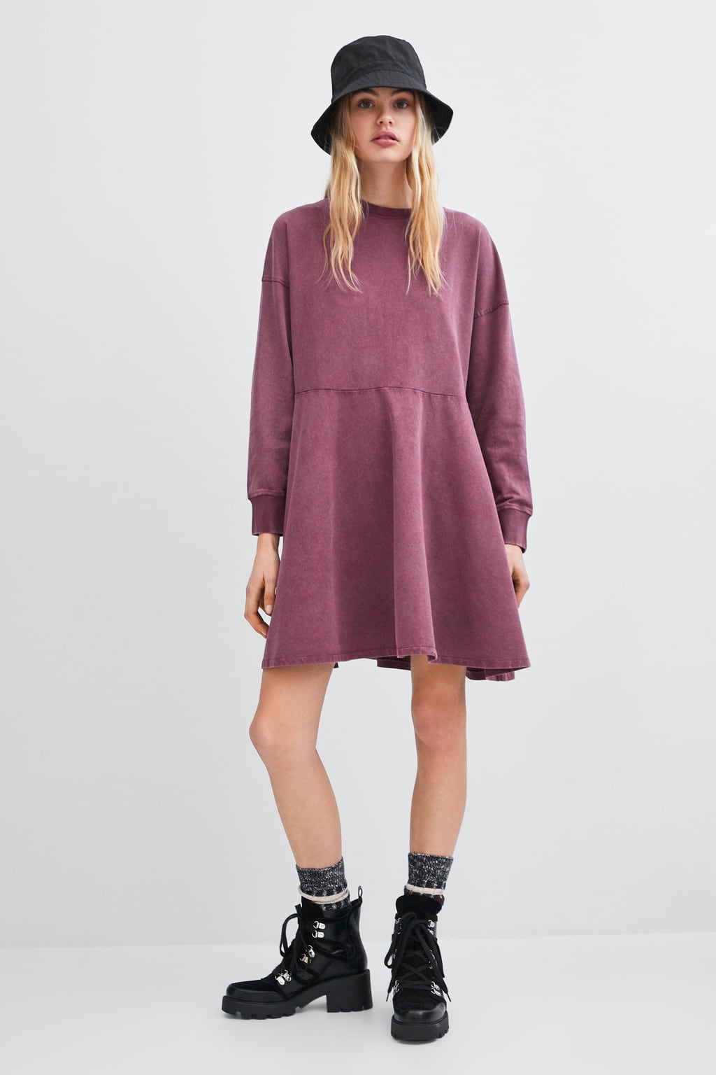 This adorable Zara dress is just €16 so we'll be getting it in all three colours, thanks