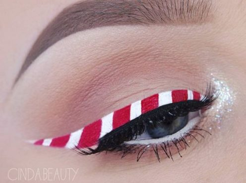 10 Gorgeous And Easy Makeup Looks That Are Perfect For Christmas Day
