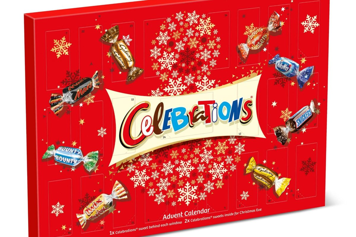 People are absolutely SNAPPING over the first door of the Celebration advent calendar