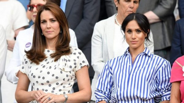 Kate Middleton felt Meghan Markle 'used' her to 'climb the royal ladder'
