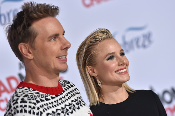 Kristen Bell's husband accused of cheating with the most random person ever