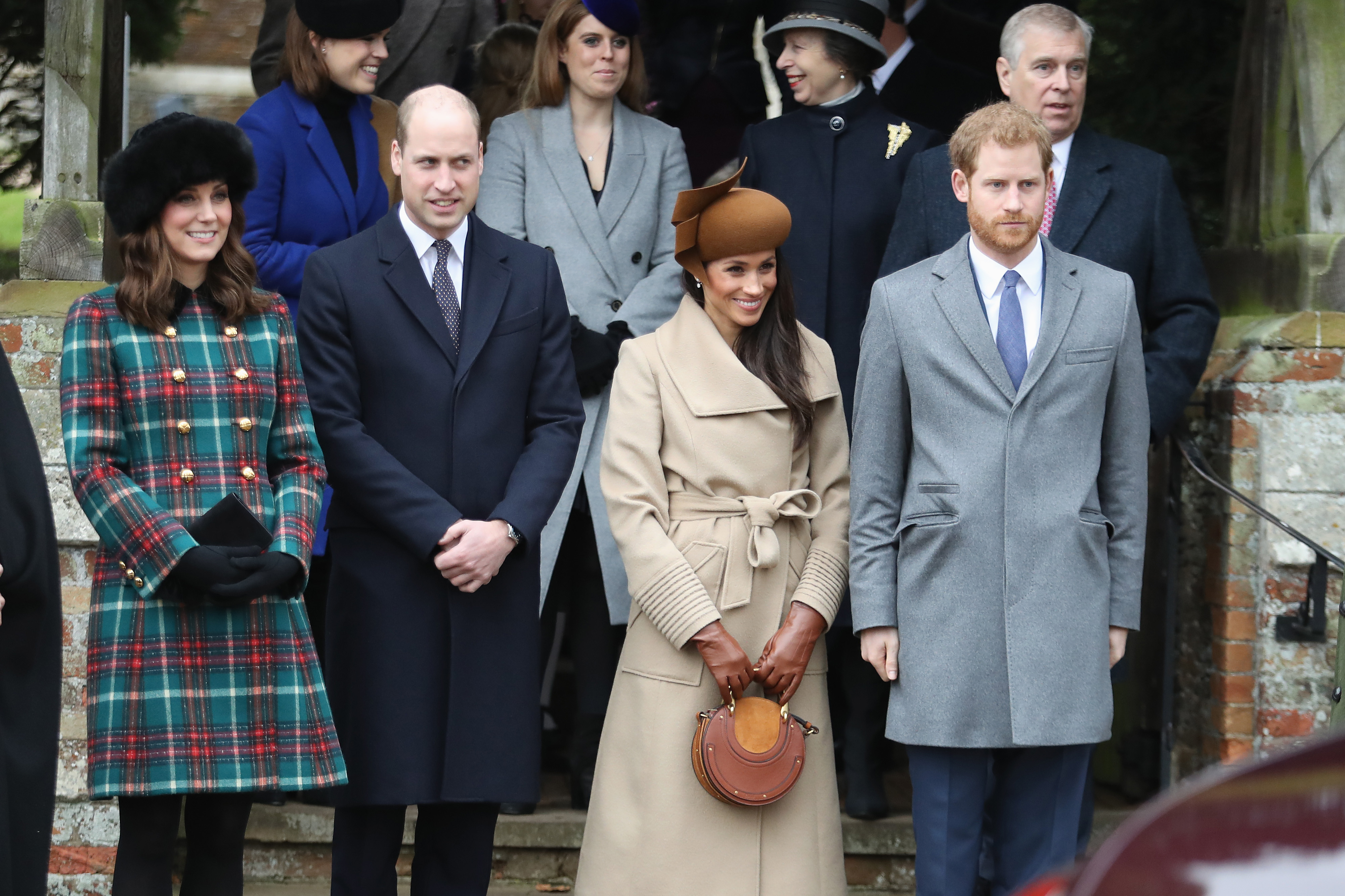 William reportedly had one concern about Meghan in the run-up to the royal wedding