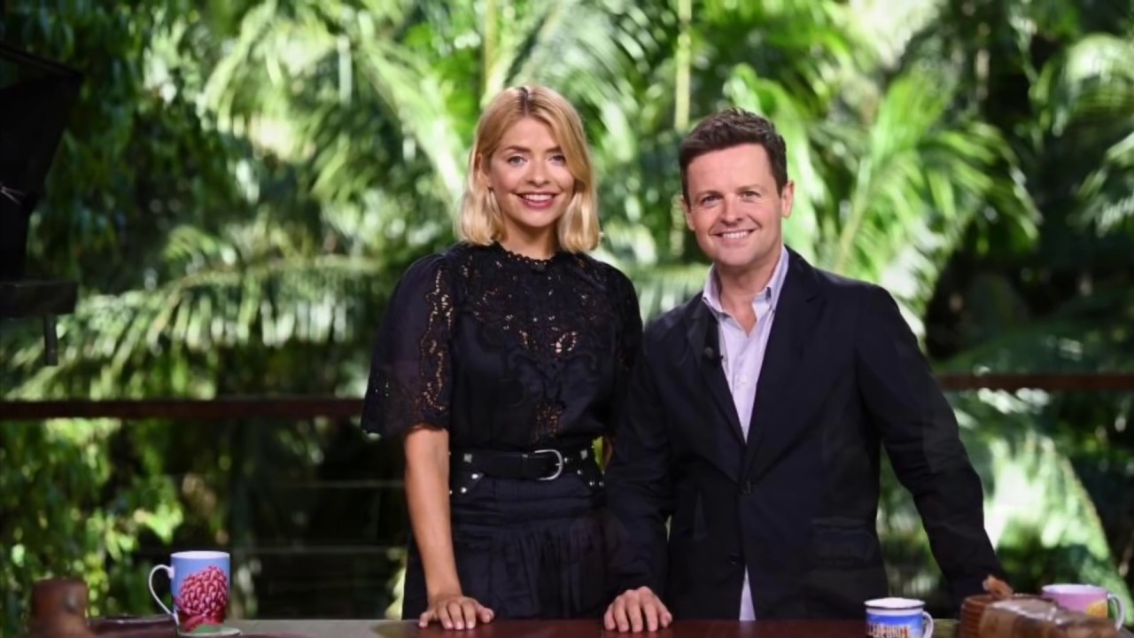 Holly makes statement about her future on I'm A Celebrity