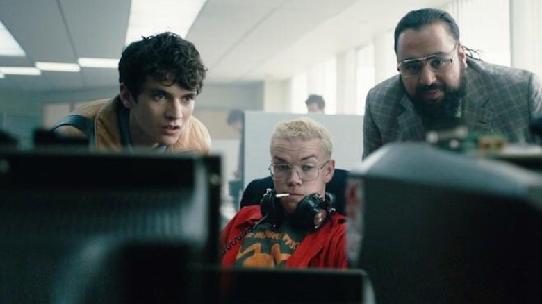 Bandersnatch' Trailer Is a Creepy Mind Trip — Netflix's 'Black Mirror