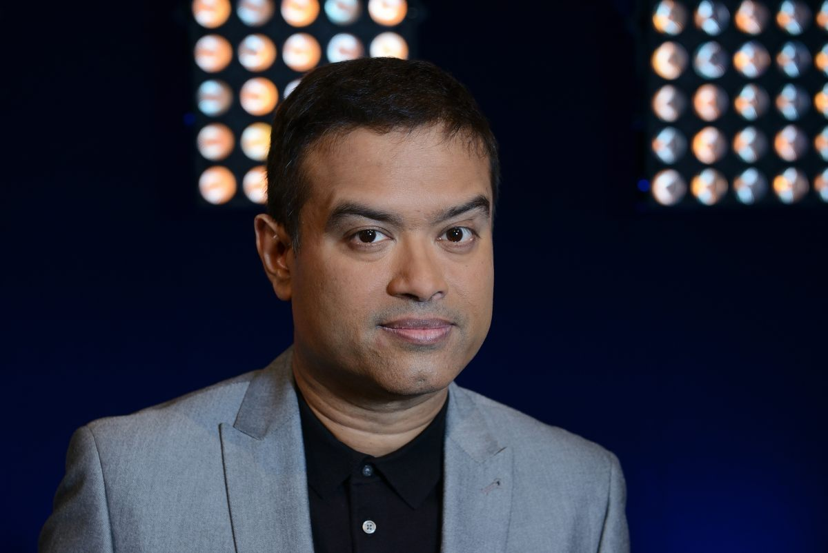 The Chase S Paul Sinha Is Engaged After Proposing To His Secret Boyfriend Her Ie