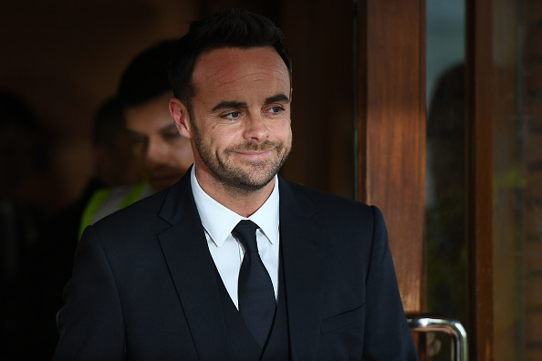 Ant McPartlin shortlisted for Best Presenter Award, despite taking a step back from TV this year