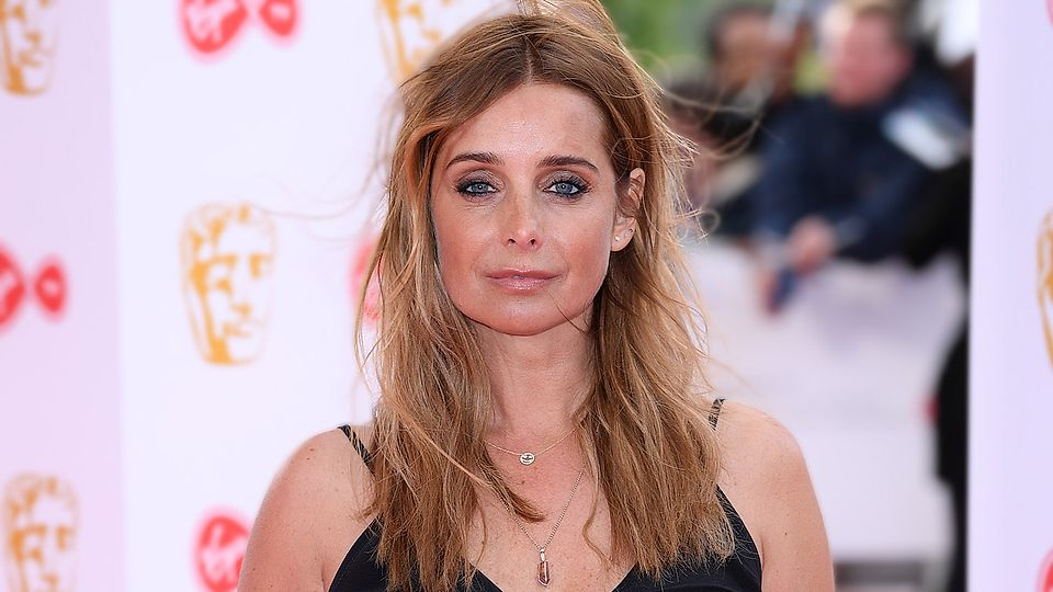 Louise Redknapp rushed to hospital after dramatic fall