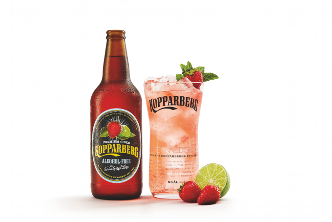 non alcoholic Non alcoholic Kopparberg