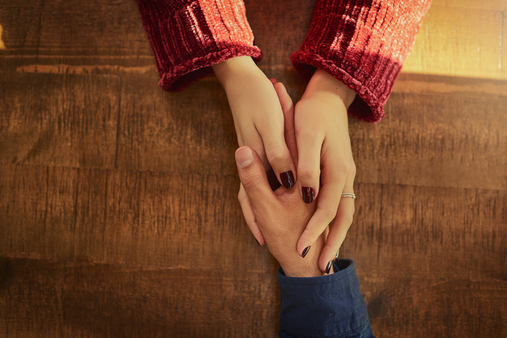 Afraid your partner isn't 'the one'? Chances are those