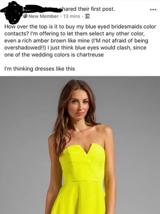 Most Extreme Dresses