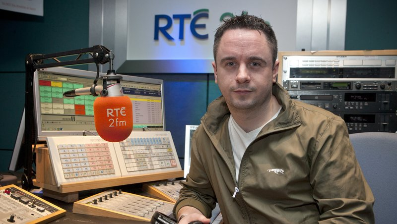 'Too young': Tributes paid as 2FM DJ Alan McQuillan dies suddenly