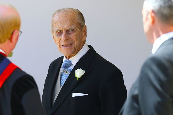 Prince Philip tells car crash victim he is 'deeply sorry'