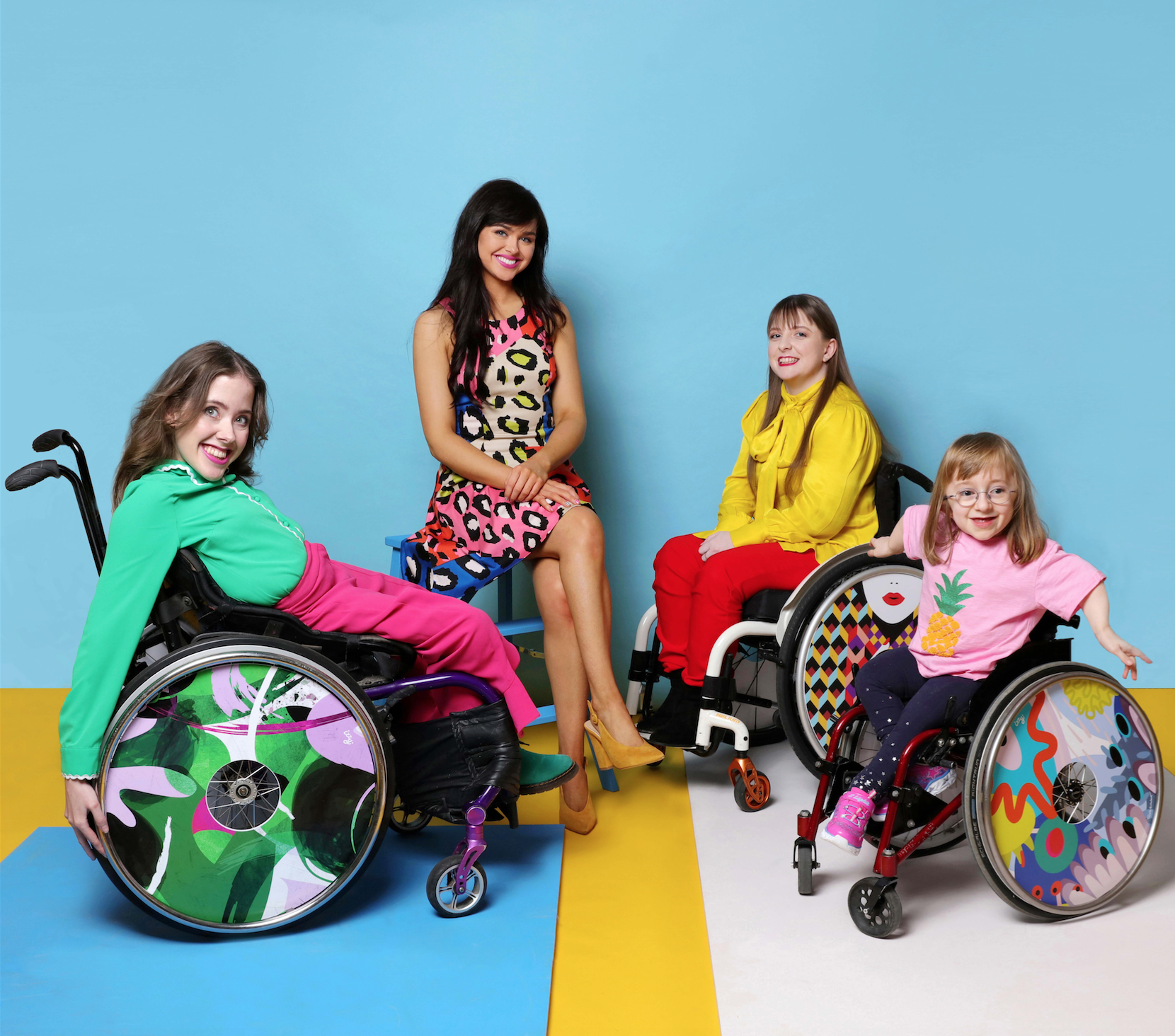 'They're regular people who are fashionable people': Ailbhe Keane of Izzy Wheels