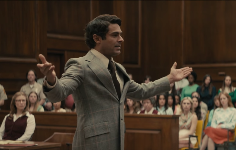 Early reviews praise Zac Efron in new Ted Bundy movie