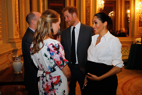 Harry and Meghan are going on a bit of a babymoon, according to Kensington Palace