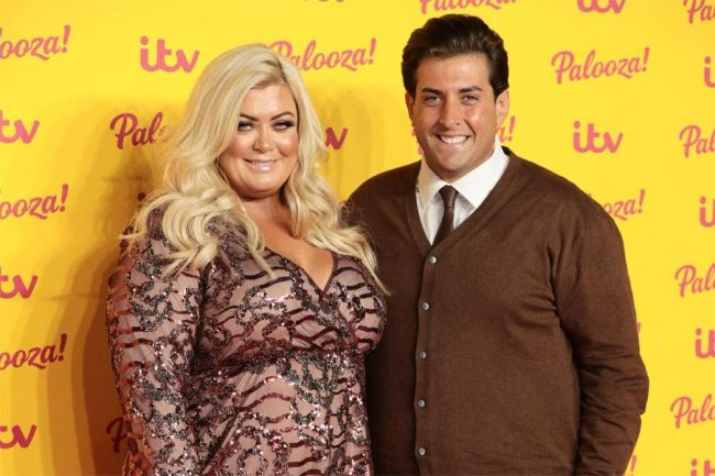 Gemma Collins and James Argent reportedly 'split'
