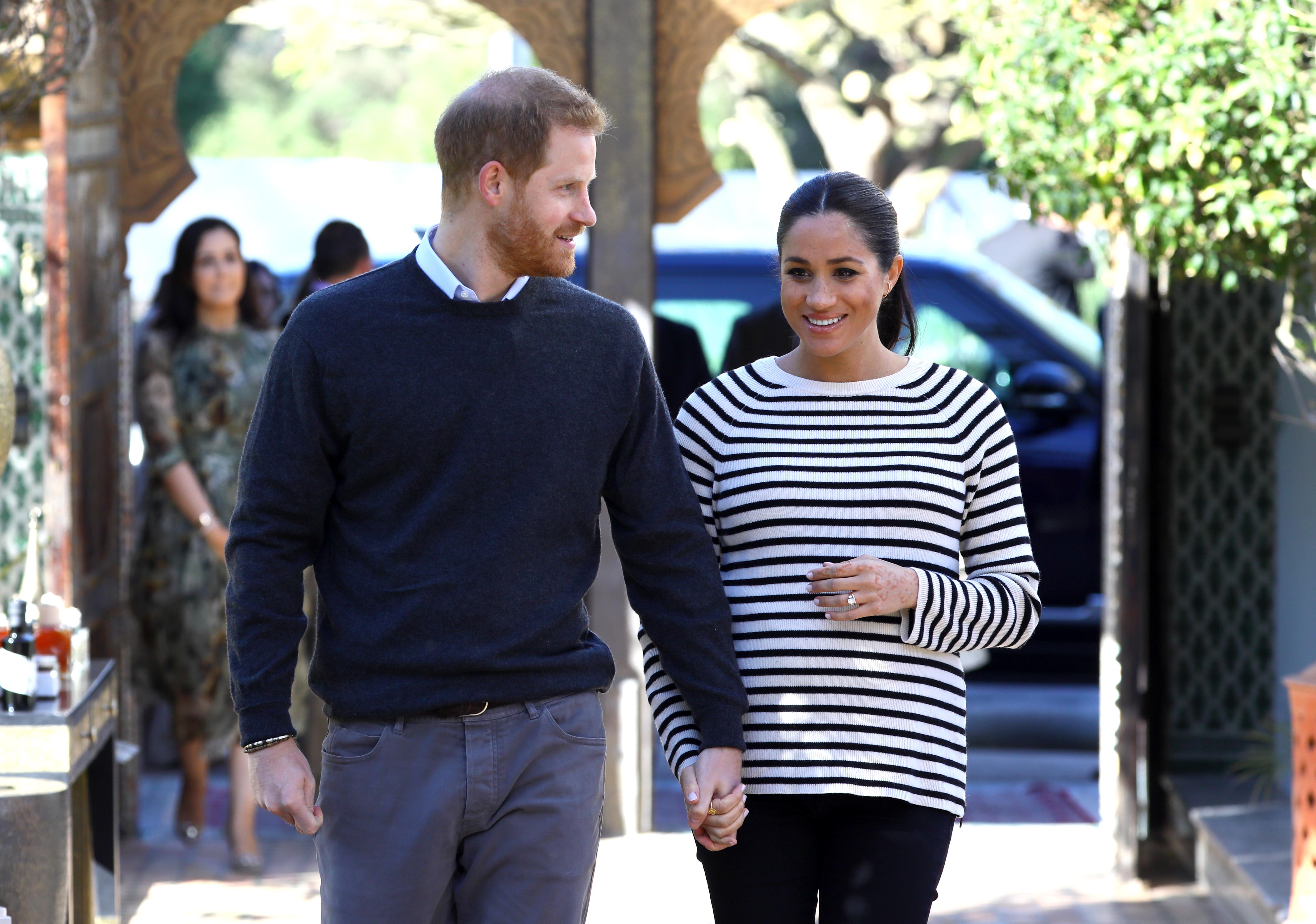 Meghan Markle and Prince Harry have officially split their royal household