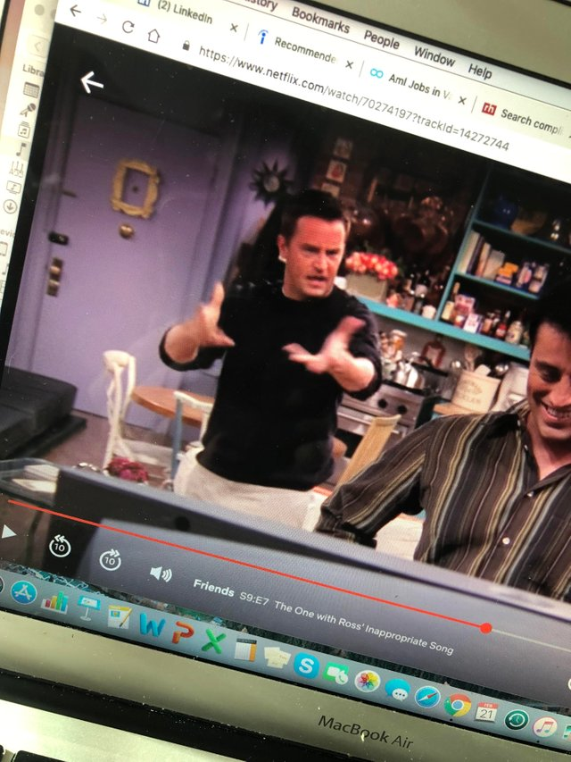 Friends fans have noticed another error and it may be the most