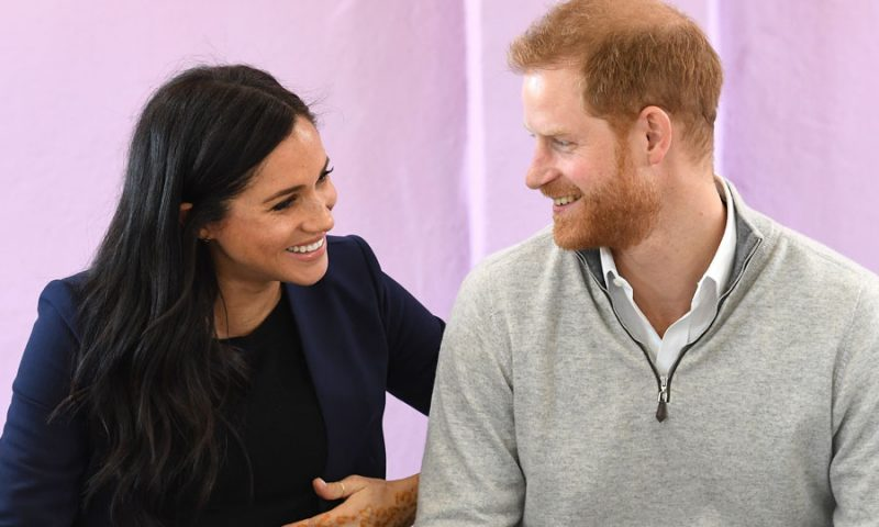 meghan and harry's baby