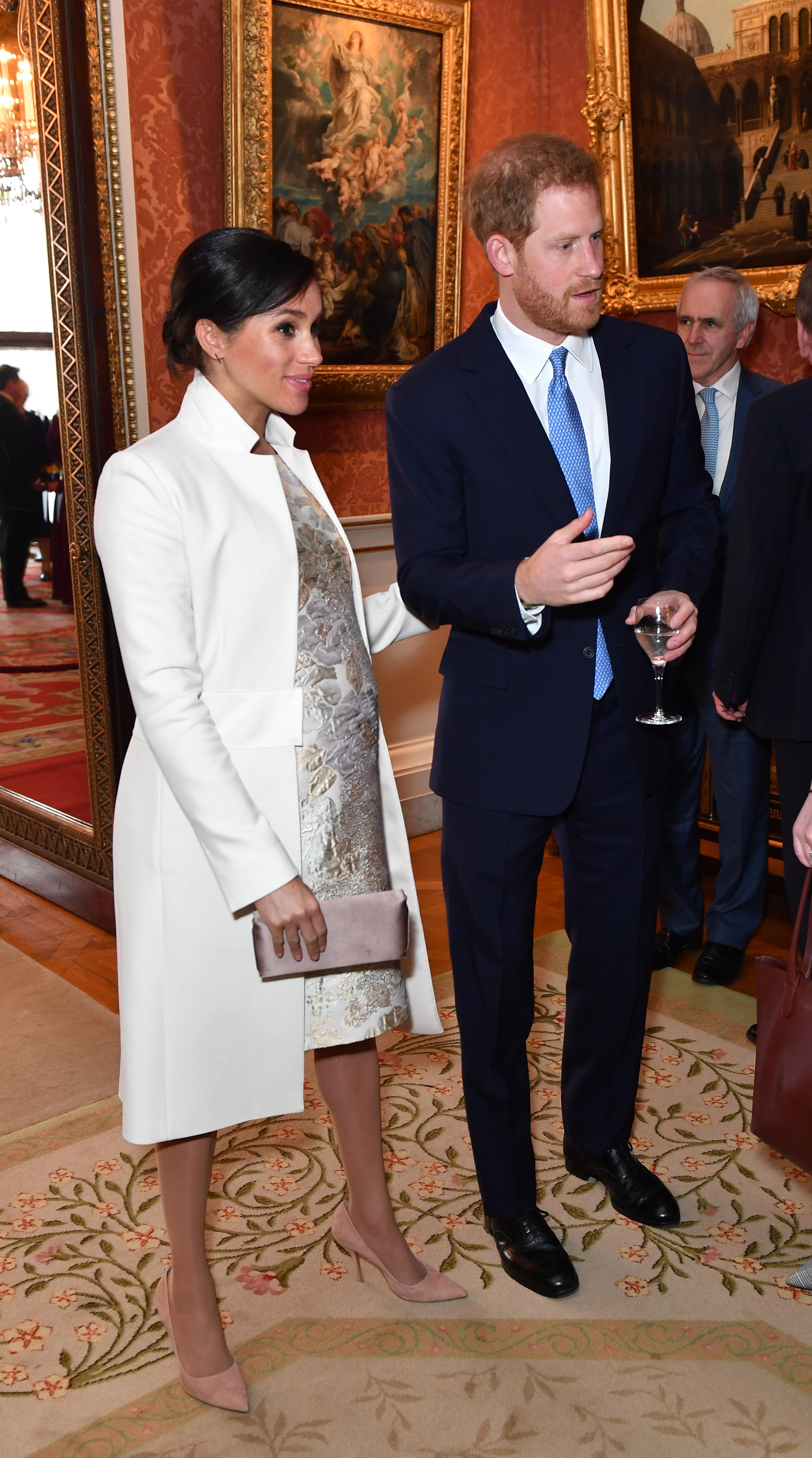 Meghan and Prince Harry