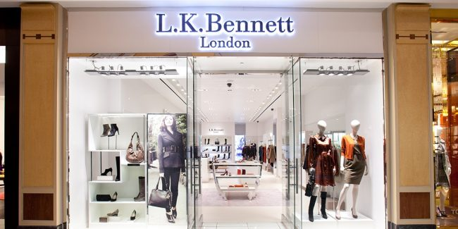 Norwich retailer LK Bennett enters administration