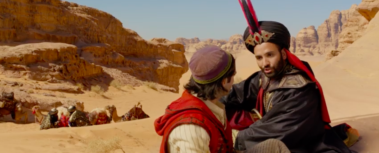 The Full Trailer For The Live Action Aladdin Remake Is Here