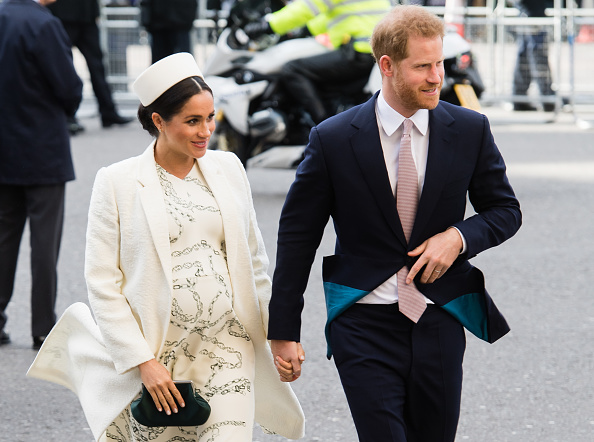 Meghan Markle possibly starting maternity leave