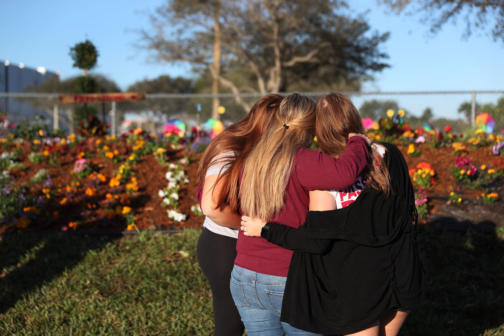 Parkland shooting survivor kills herself because of 'survivor's guilt,' parents say