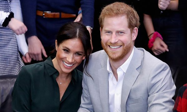 Prince Harry Avoided Two Exes at Our Planet Premiere