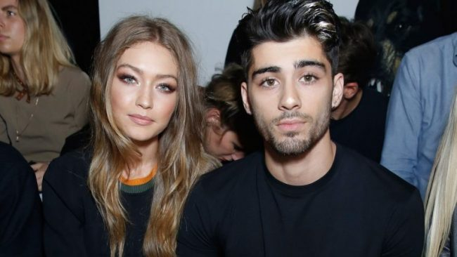 Zayn Malik defends Gigi Hadid during series of expletive-laden tweets