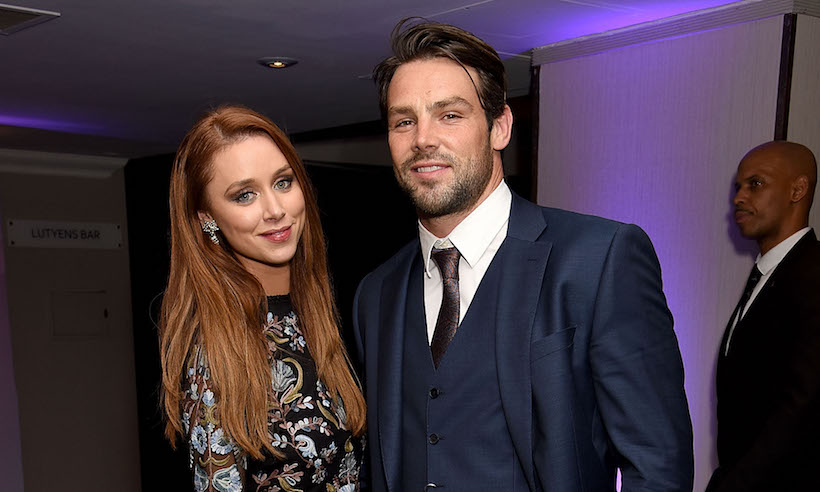 Una Healy 'shocked' by ex-husband Ben Foden's decision to
