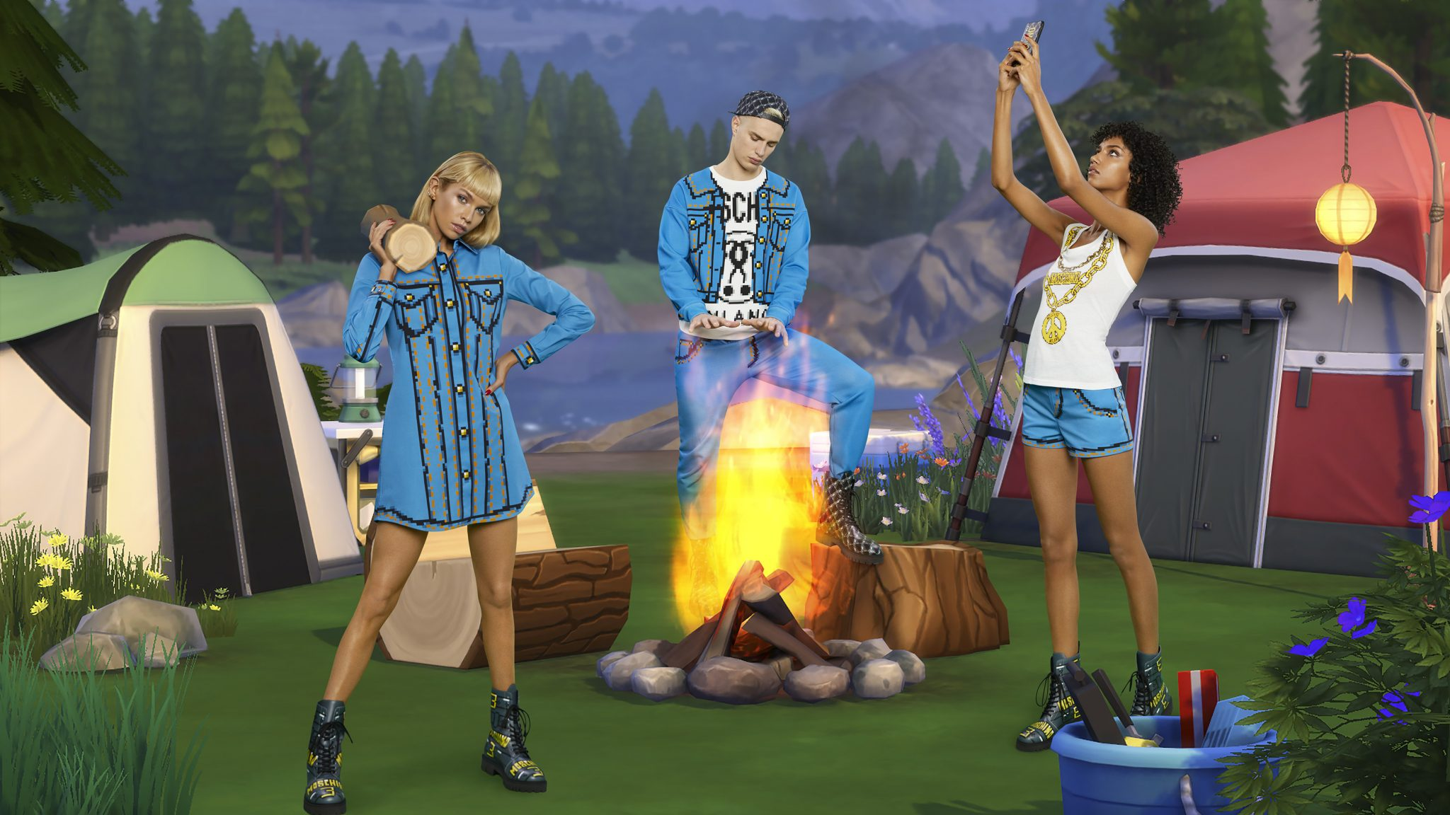 sims clothing line