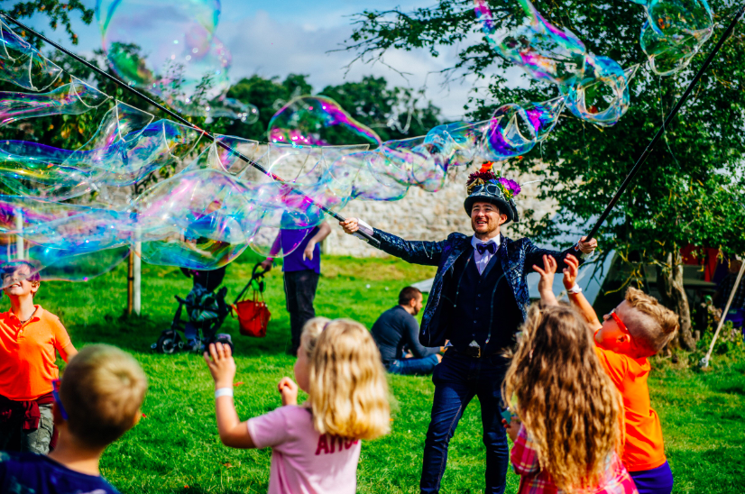 There's a new chill family-friendly camping festival coming